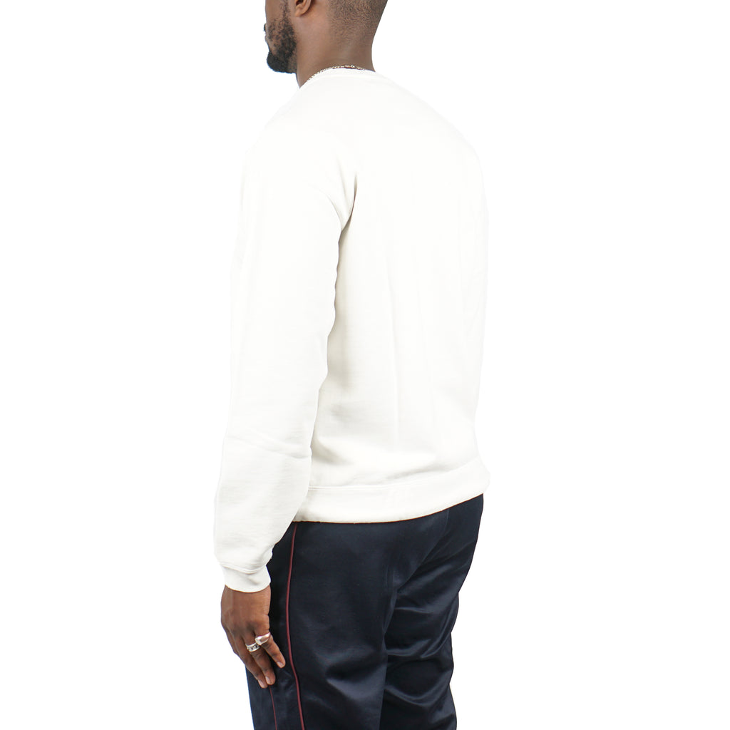 "SP FINISHIRT FLEECE WIDEBODY CREWNECK SHIRT ""OFF WHITE"""