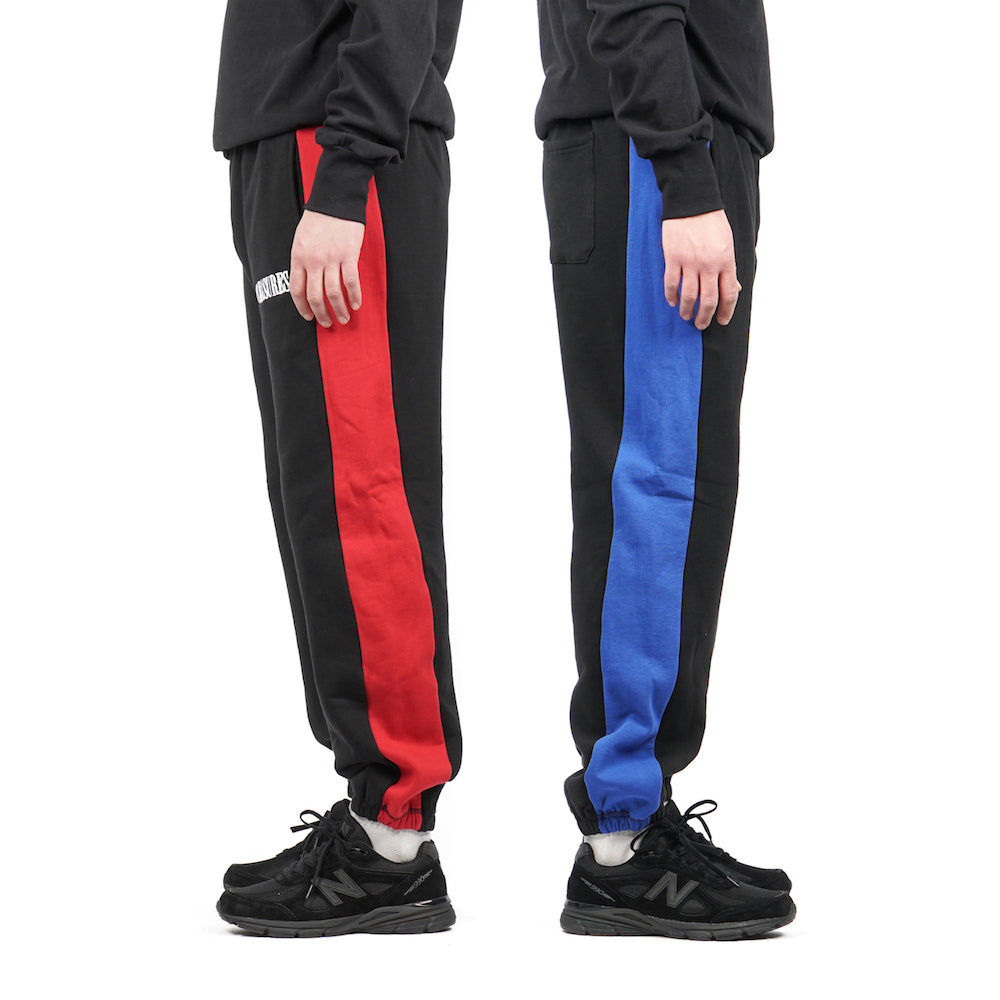 SPLIT COLOR SWEATPANT