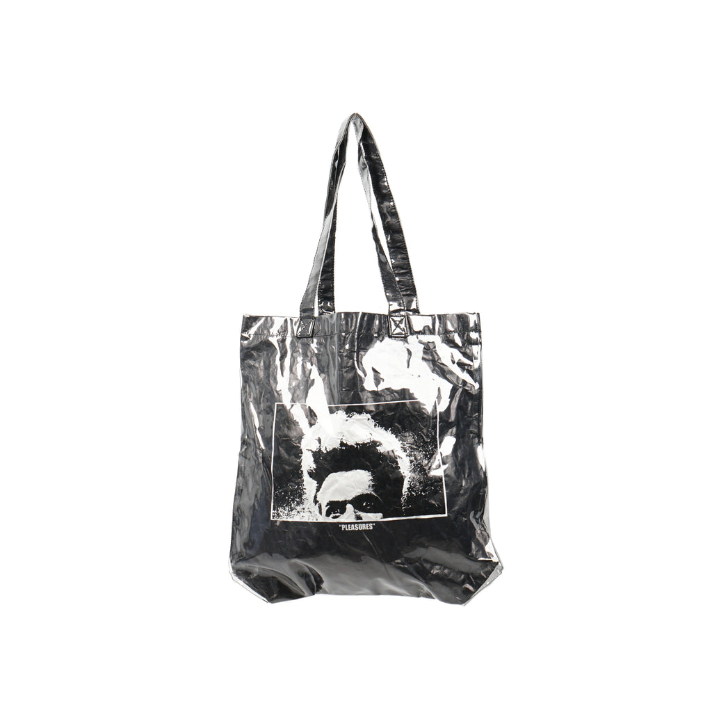 DAZED PLASTIC TOTE BAG