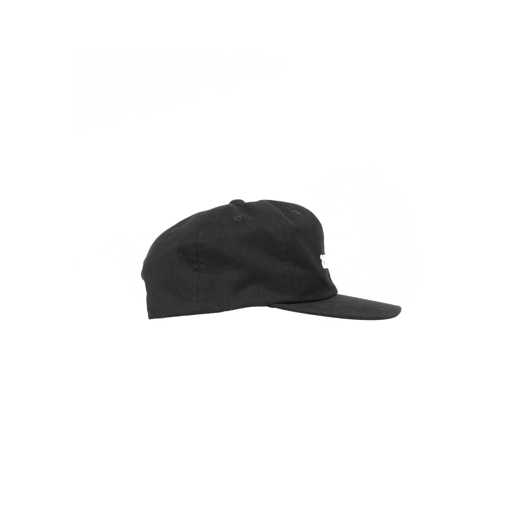 "POWER LOGO HAT ""BLACK"""