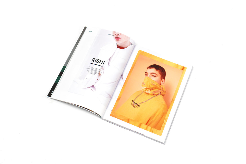 HIGHSNOBIETY ISSUE 14 YOUNG M.A