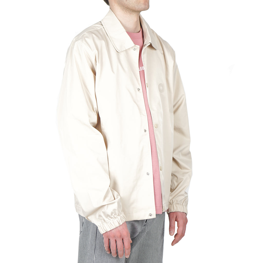 "COLLARED NFPM JACKET ""BEIGE"""