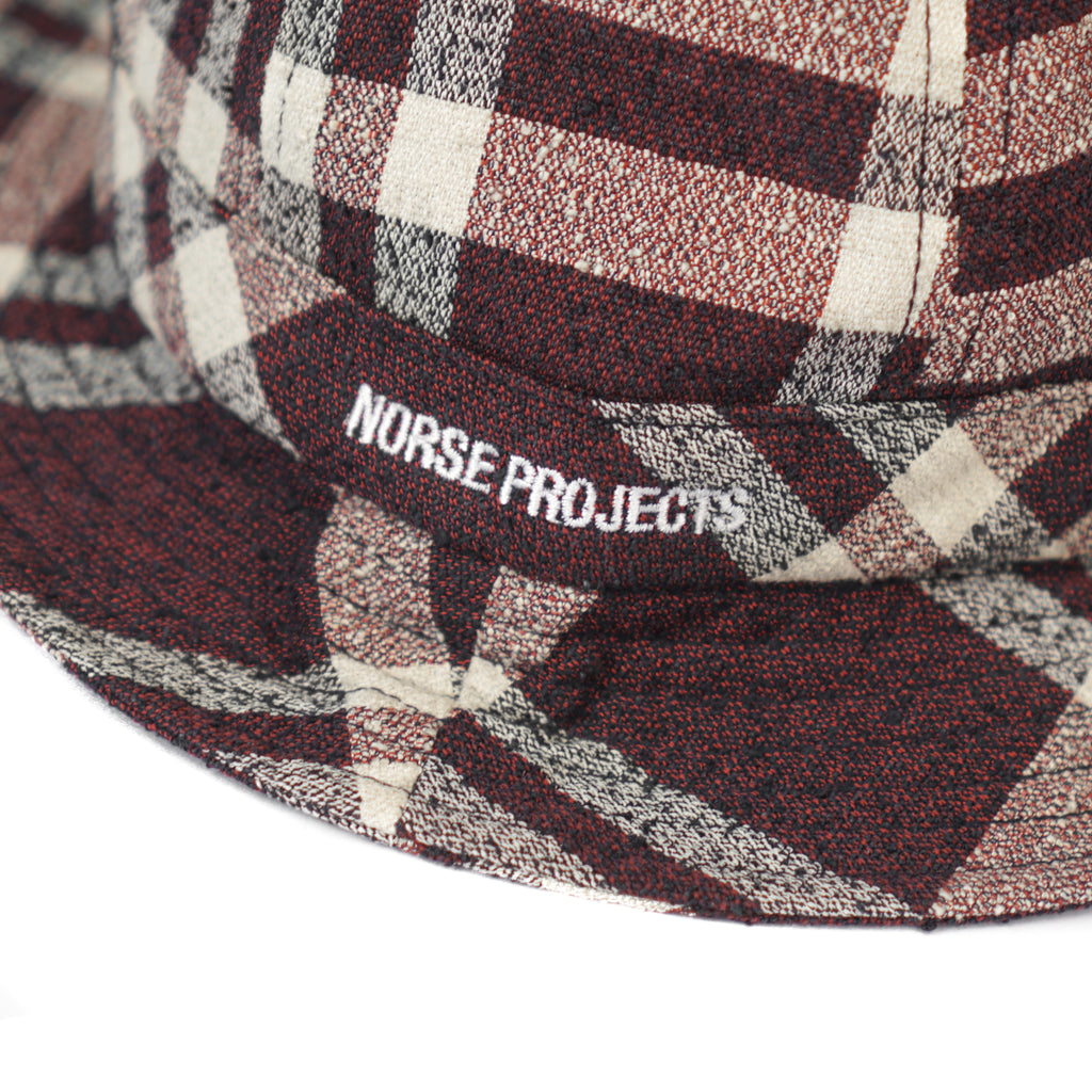 HEAVY CHECK CHARTER HAT