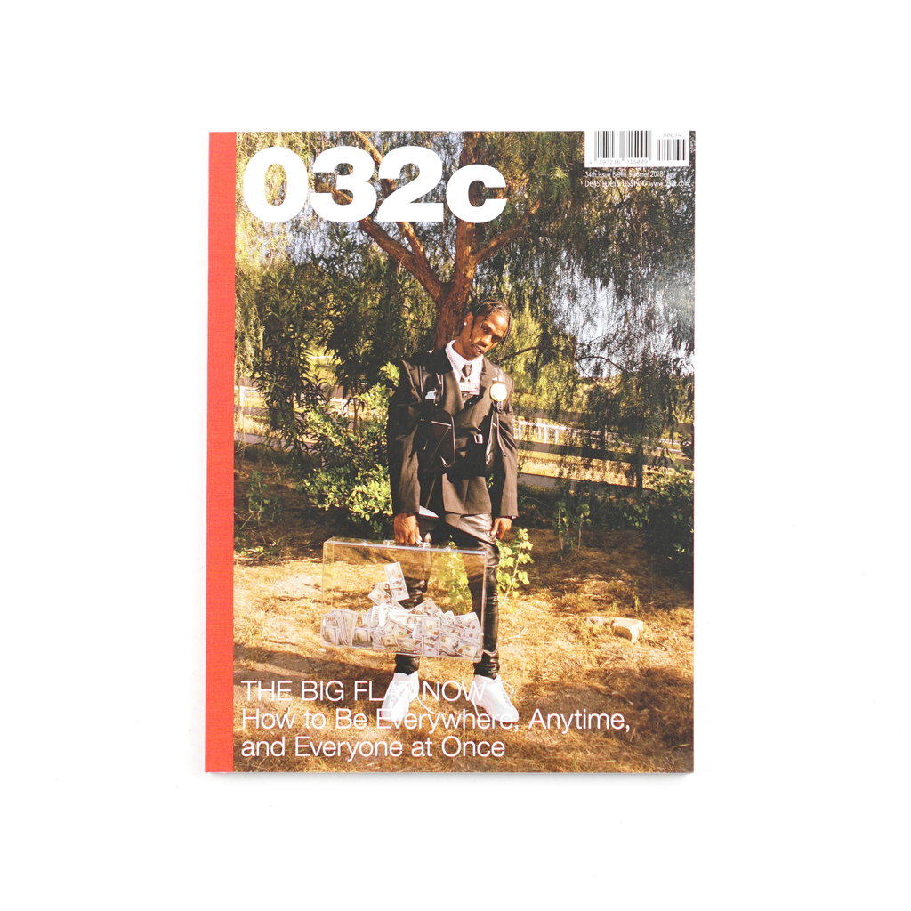032c ISSUE #34 SUMMER 2018: