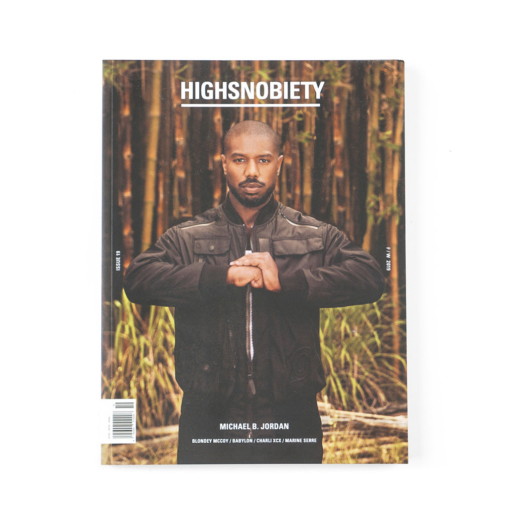 HIGHSNOBIETY MAGAZINE ISSUE #19: FALL/WINTER 2019