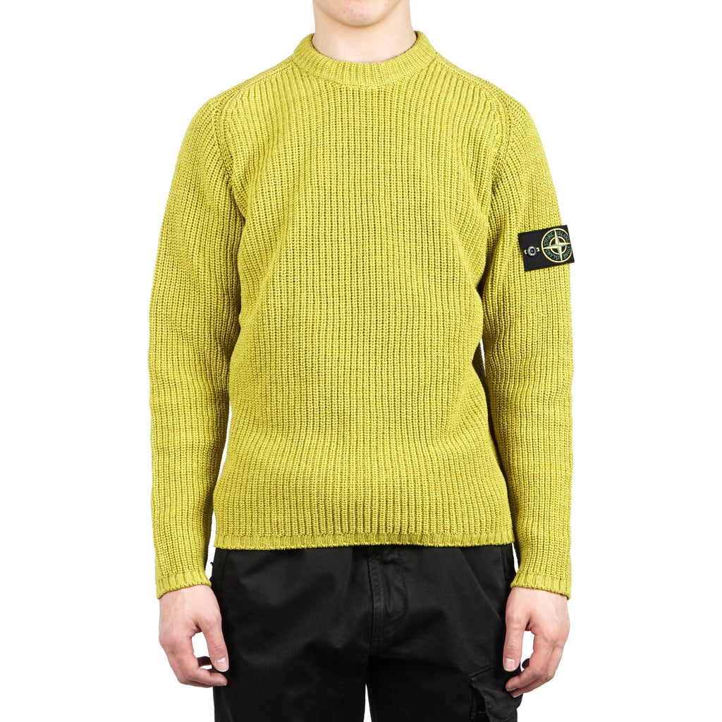 CREWNECK KNIT SWEATER
