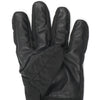 "NYLON METAL GLOVES ""BLACK"""