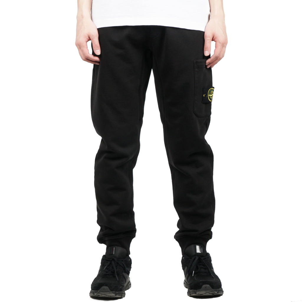 GARMENT DYED COTTON FLEECE JOGGER PANTS