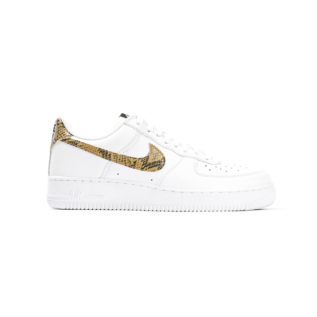 "AIR FORCE 1 LOW RETRO PRM QS ""IVORY SNAKE"""