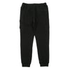 "COTTON FLEECE CARGO SWEATPANTS ""BLACK"""