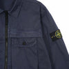 "T.CO+OLD POCKET ZIP OVERSHIRT ""NAVY"""