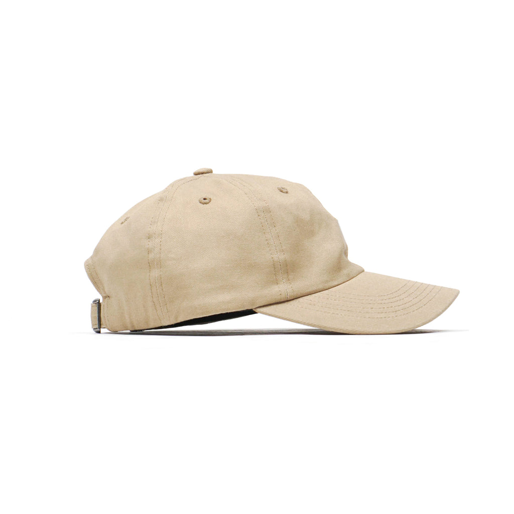 "TWILL SPORTS CAP ""UTILITY KHAKI"""