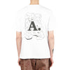 "ADDICTION SEVEN DWARFS TEE ""WHITE"""