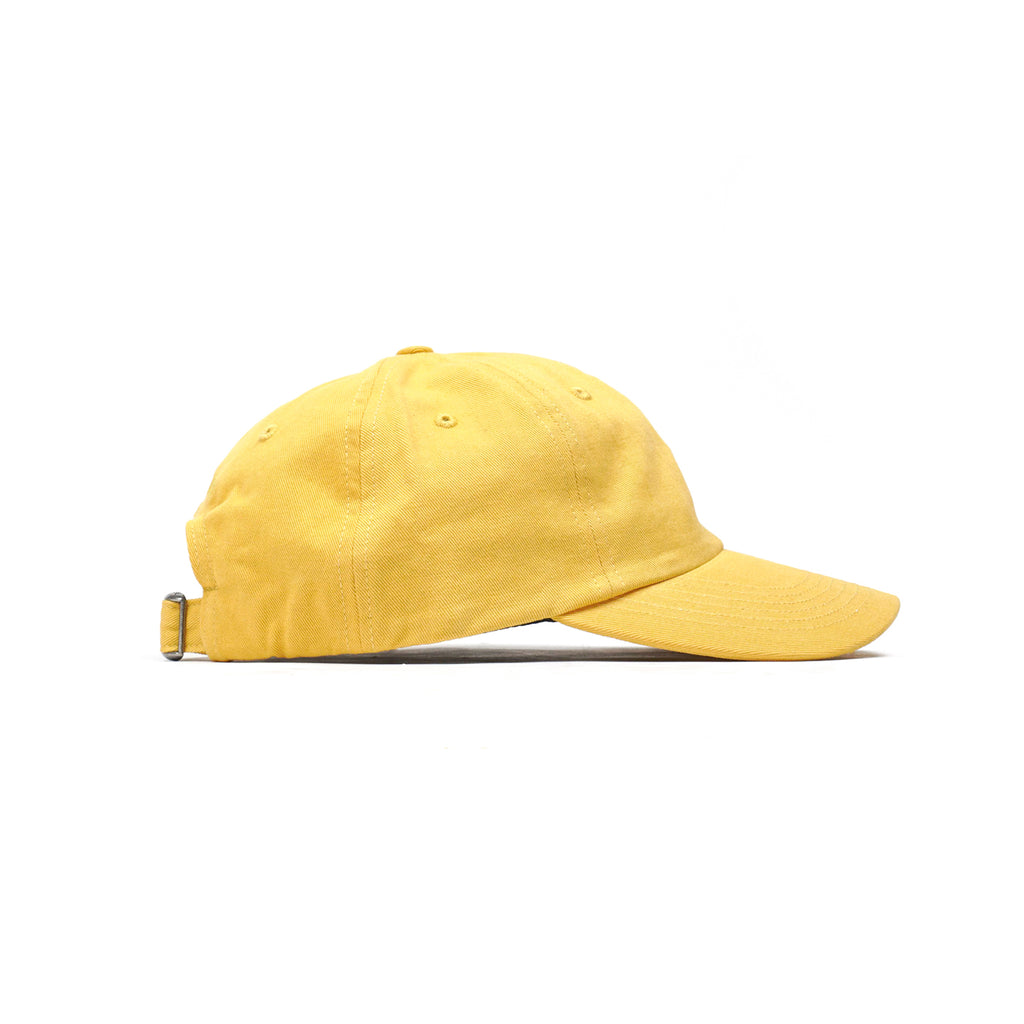 "TWILL SPORTS CAP ""SUNWASHED YELLOW"""