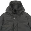 "NASLAN LIGHT WATRO DOWN-TC PARKA ""BLACK"""