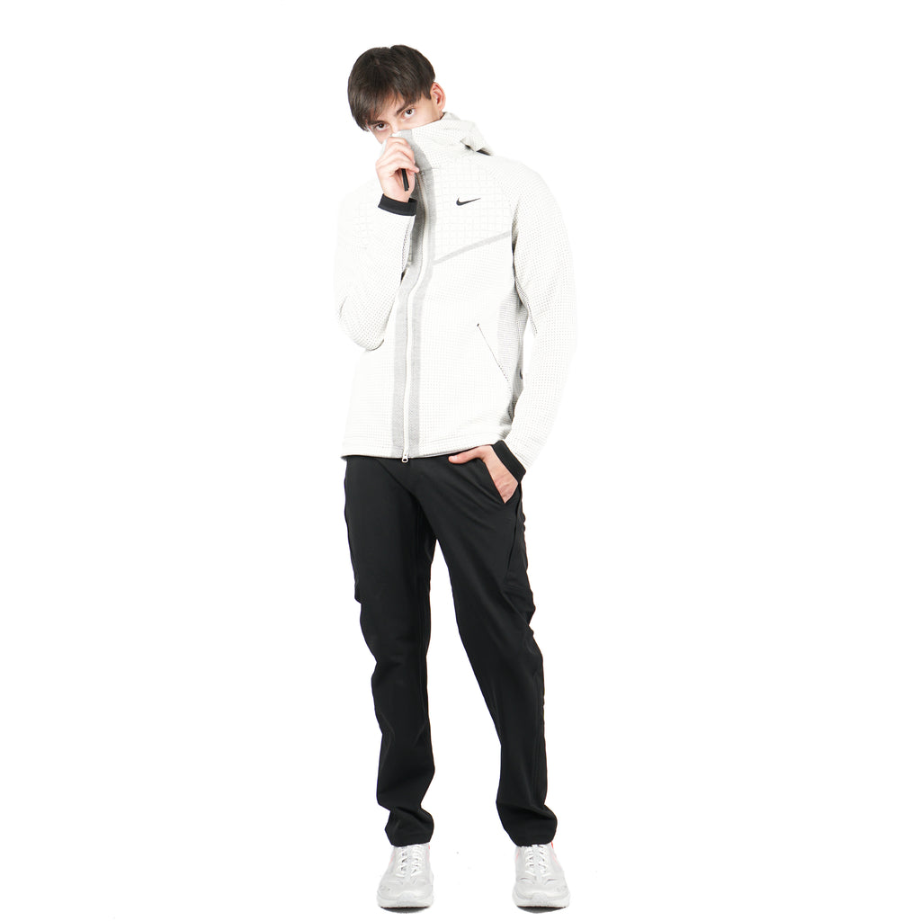 NIKE SPORTSWEAR TECH PACK FULL ZIP FLEECE HOODIE