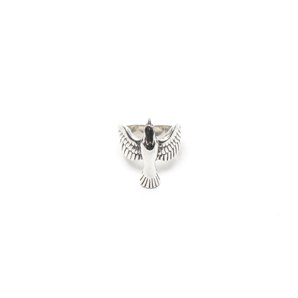 "EAGLE RING ""SILVER 925"""