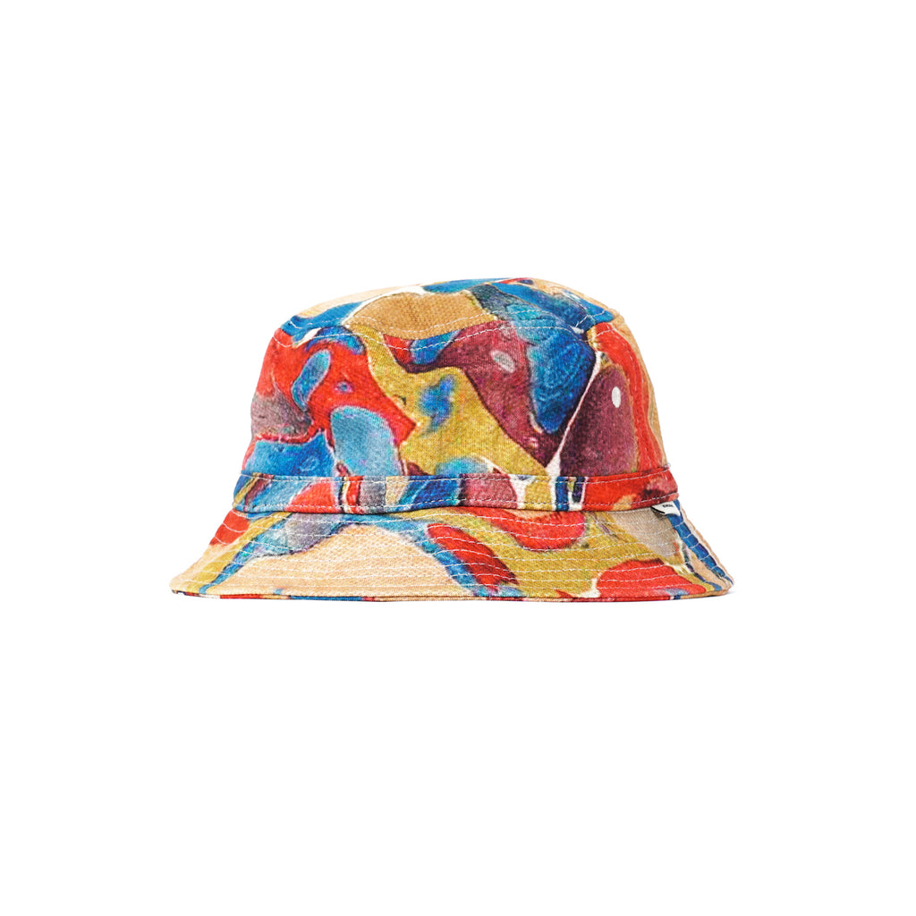 "DDM BUCKET HAT ""MARBLED"""