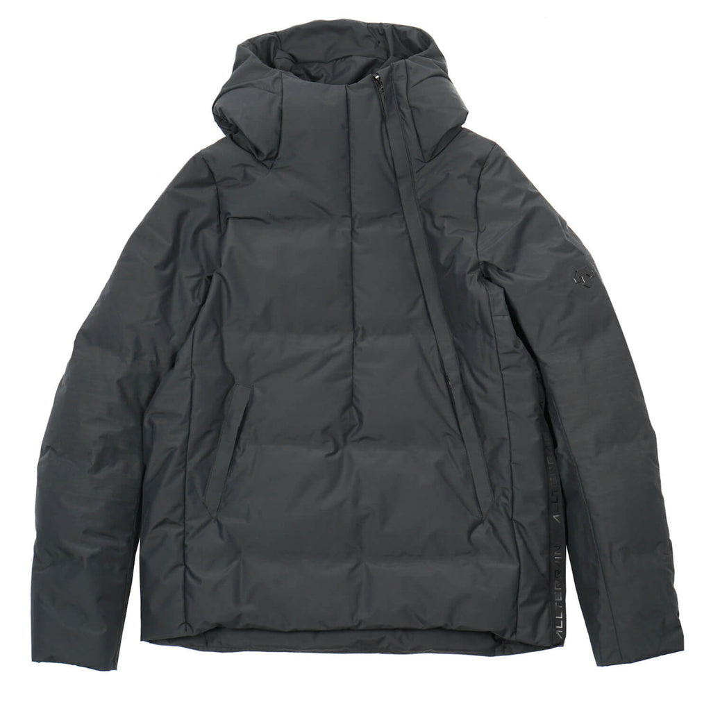 "MIZUSAWA DOWN JACKET REQUISITE ""BLACK"""