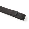 "MAGNETIC BUCKLE NYLON TAPE BELT ""BLACK"""