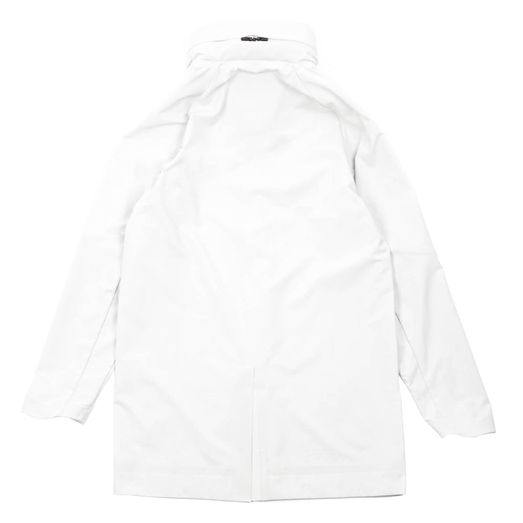 SCHEMATECH AIR STACK HOODED COAT
