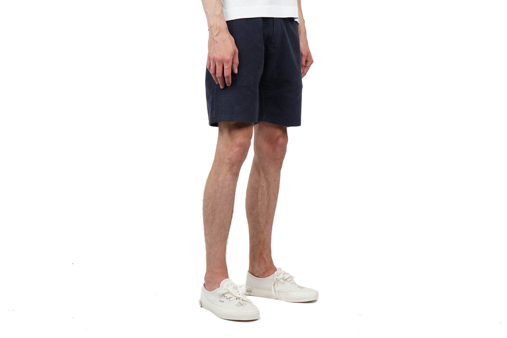 JARL SOLID BRUSHED SHORTS