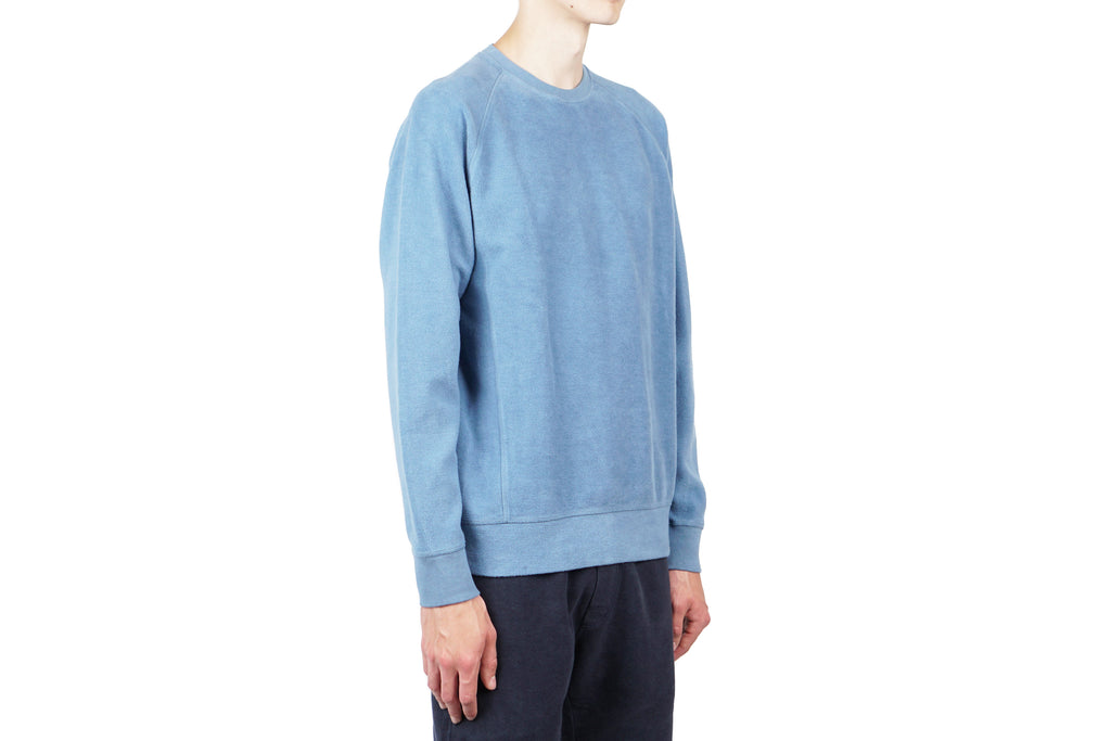 KETEL SOLID BRUSHED CREWNECK