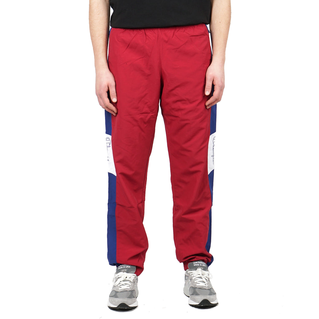 CRINKLE FEEL TRACK PANTS
