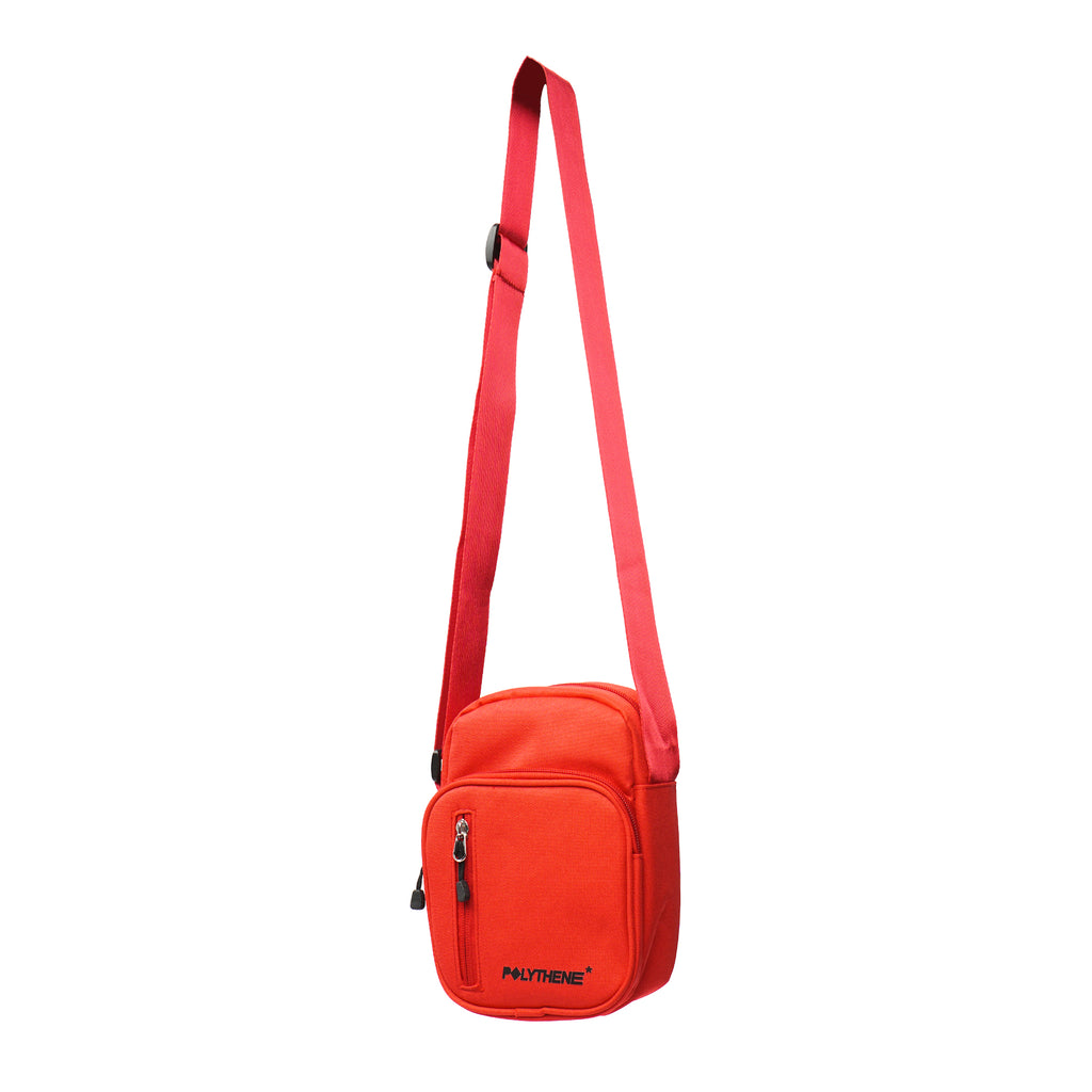 "SHOULDER BAG ""RED"""