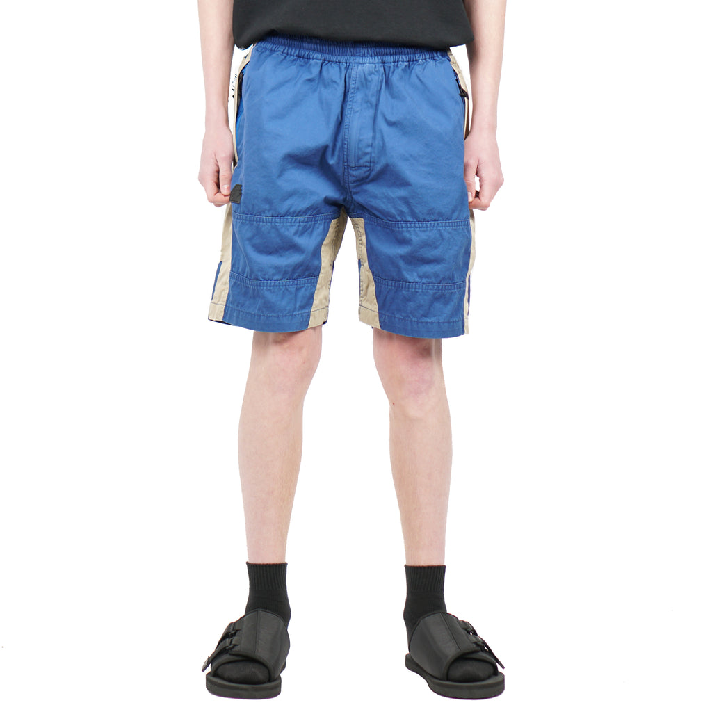 COTTON WARM UP SHORTS