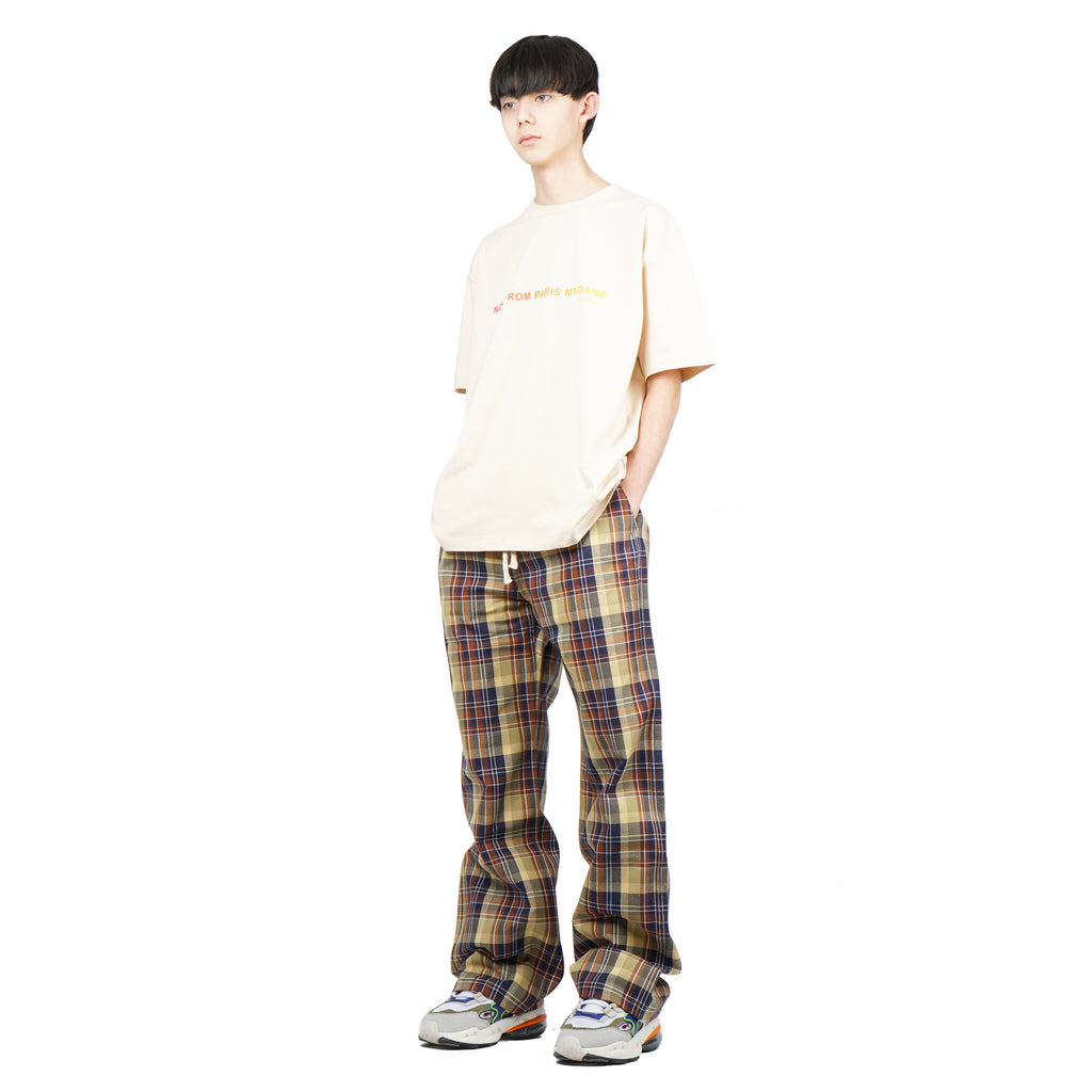 "OVERSIZED PANTS ""JACQUARD"""