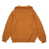 "SGL ANTI COTTON ZIP SWEATER ""LOQUAT"""
