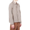 "BOX SHIRT ""BROWN CHECK"""