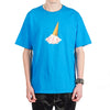 "MELTING AWAY T-SHIRT ""PACIFIC BLUE"""
