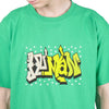 "HUMAN T-SHIRT ""KELLY GREEN"""