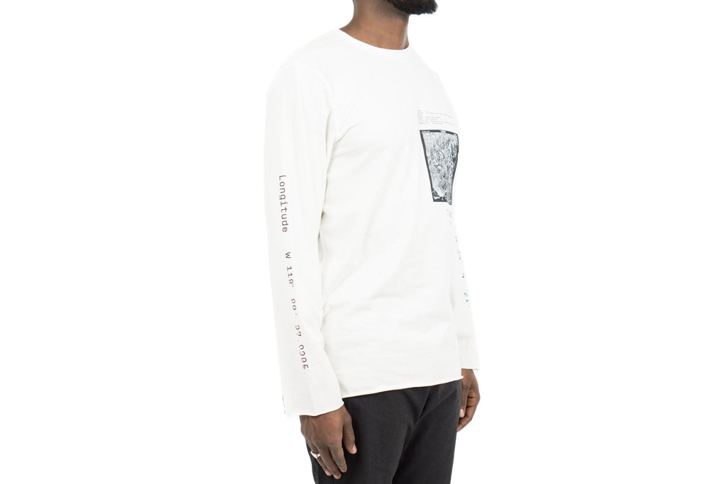 DESTINATION LONG SLEEVE TEE