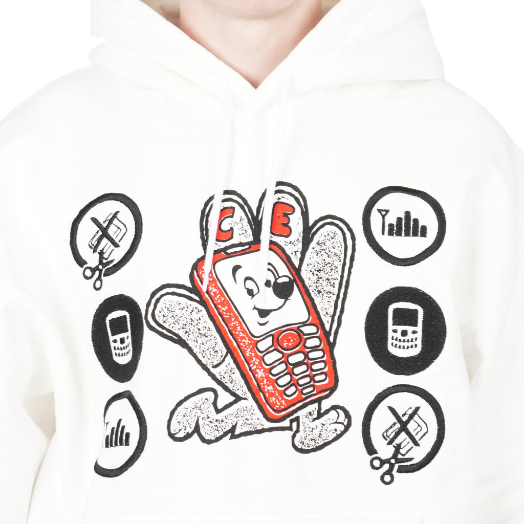 HAND MOBILE HEAVY HOODY