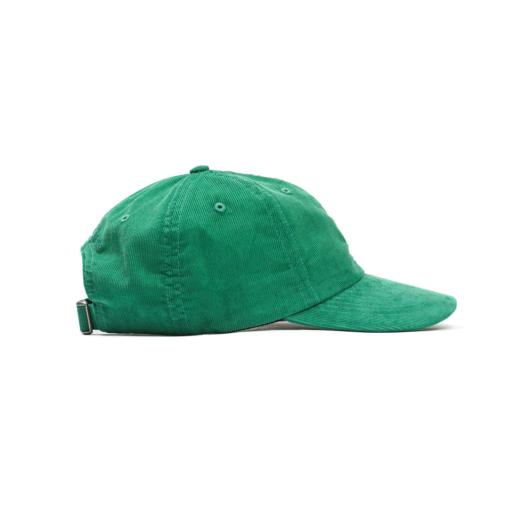 "BABY CORDUROY SPORTS CAP ""SPORTING GREEN"""