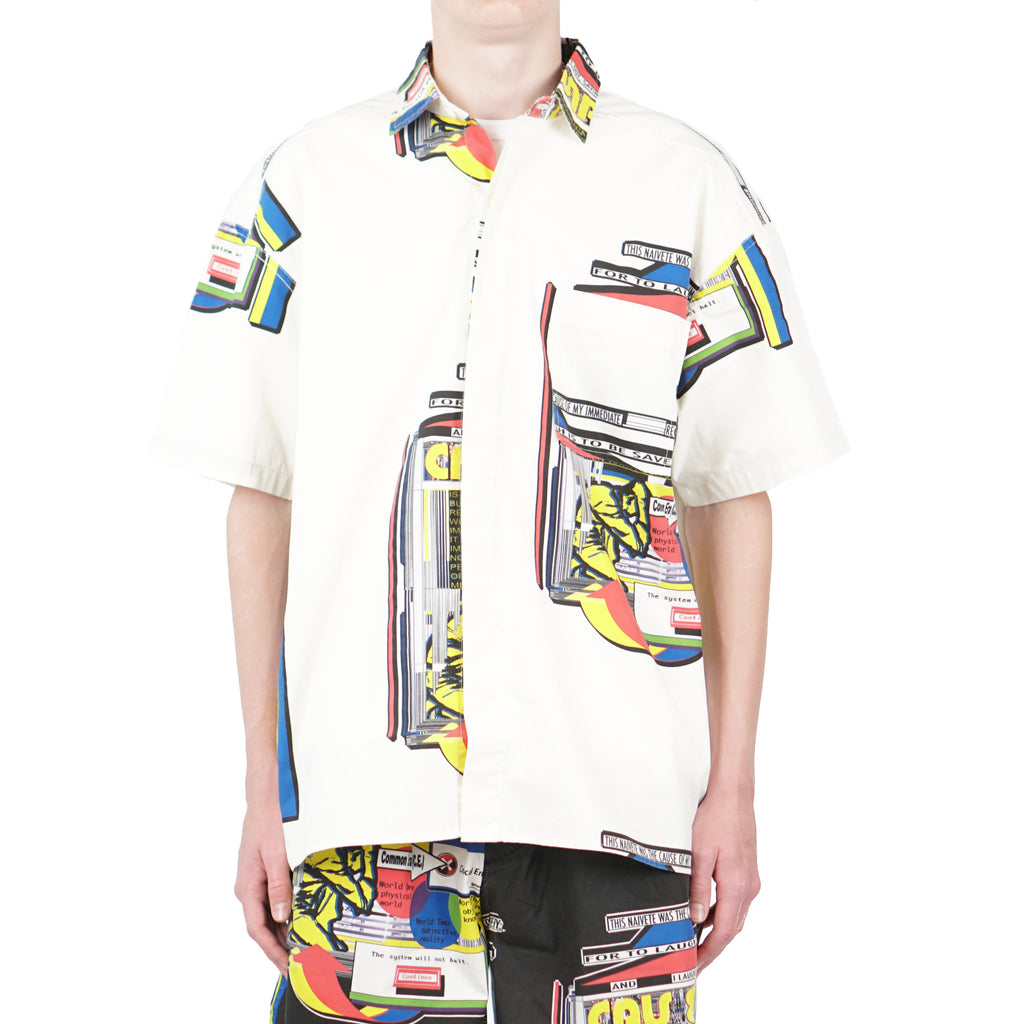 MD STRUCTURES SHORT SLEEVE SHIRT