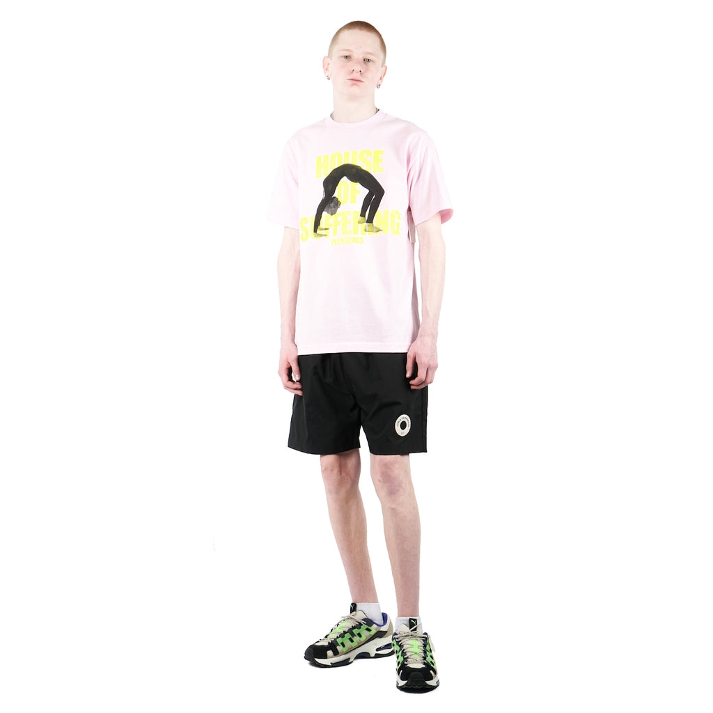 "HOUSE OF SUFFERING T-SHIRT ""PINK"""