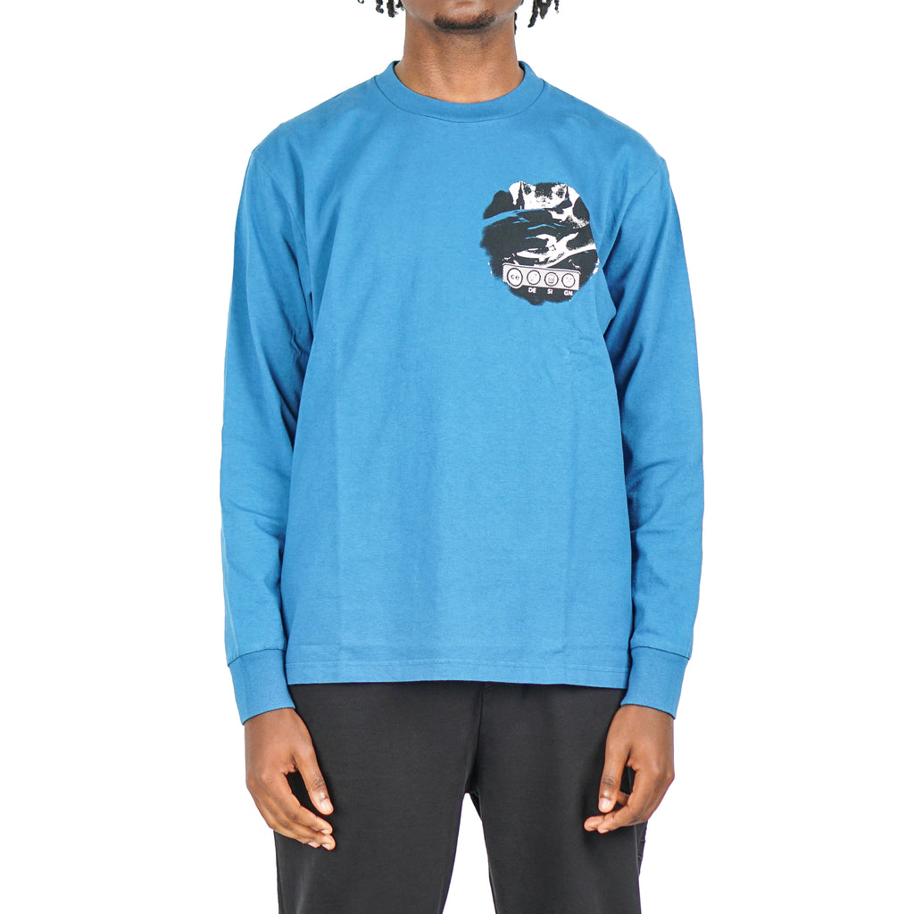 CE DE SI GN LONG SLEEVE TEE