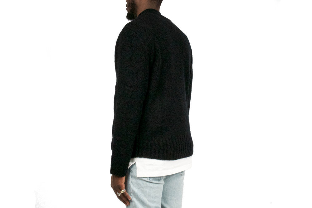 "DEAN SWEATER ""BLACK"""