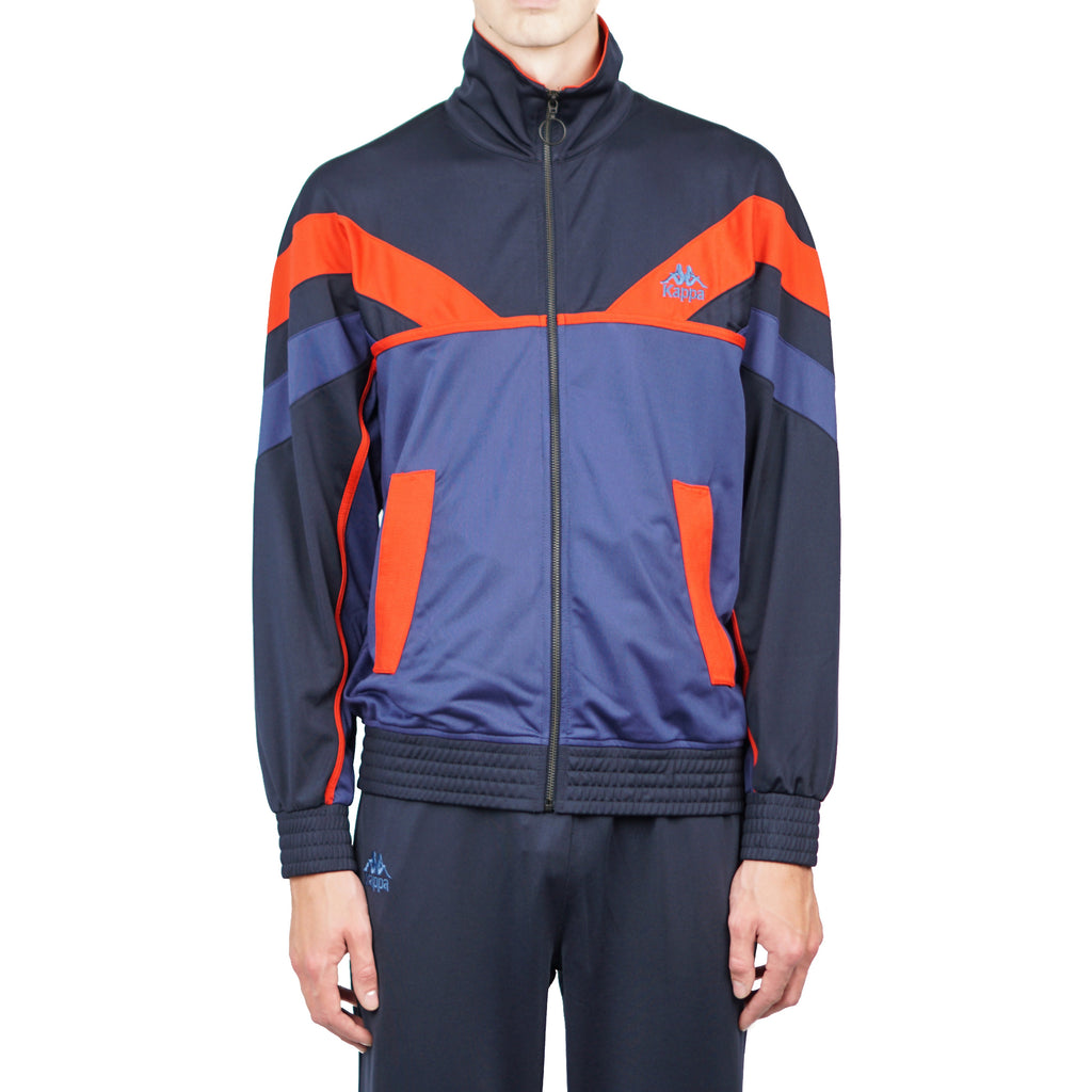 "KONTROLL TRACK TOP ""BLUE/NAVY/RED"""