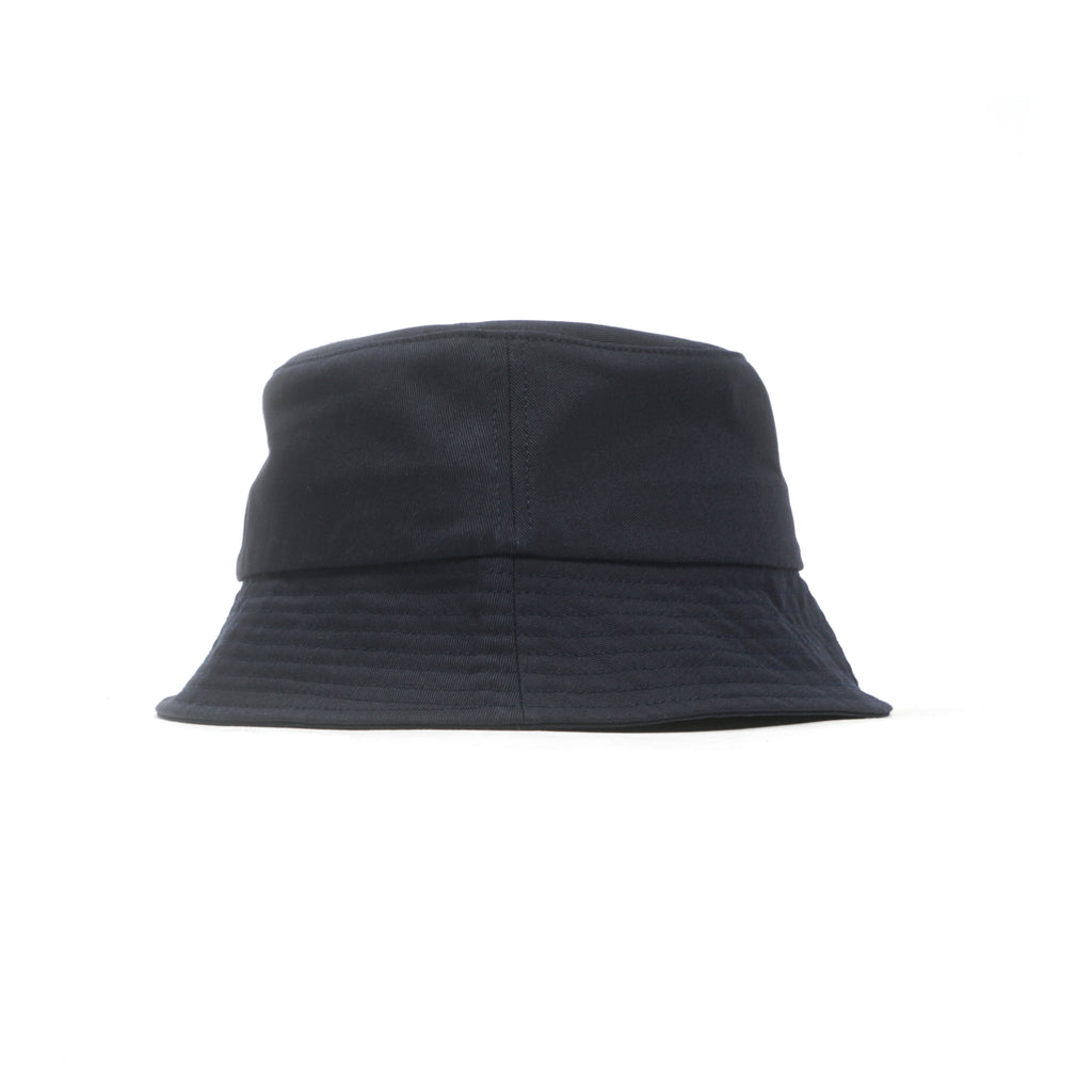 "TWILL BUCKET HAT ""DARK NAVY"""