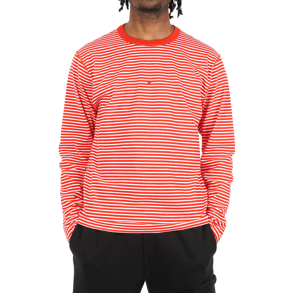 LONG-SLEEVED STRIPED MARINA T-SHIRT