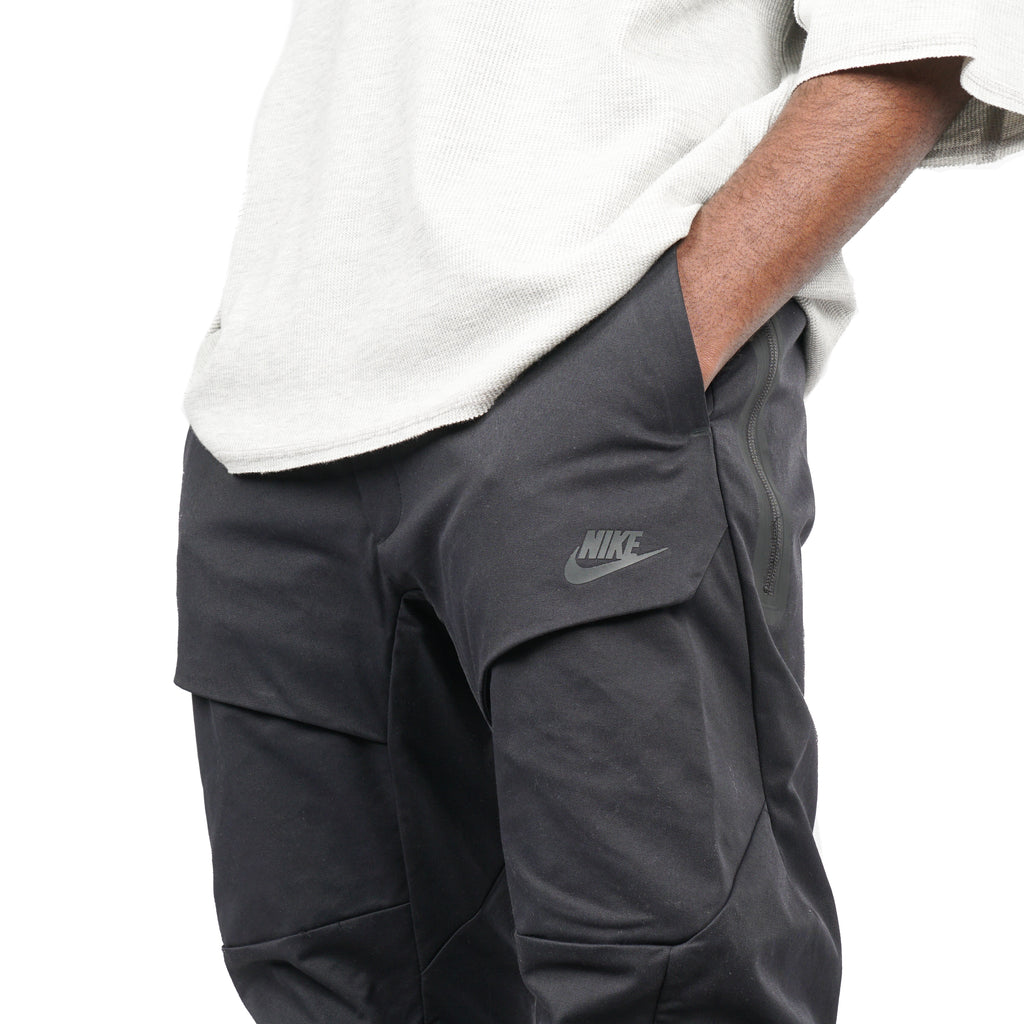 TECH PACK WOVEN CARGO TROUSERS