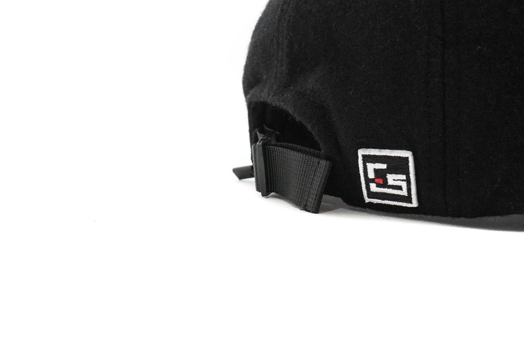 STANDARD-ISSUE 8 PANEL WOOL CAP