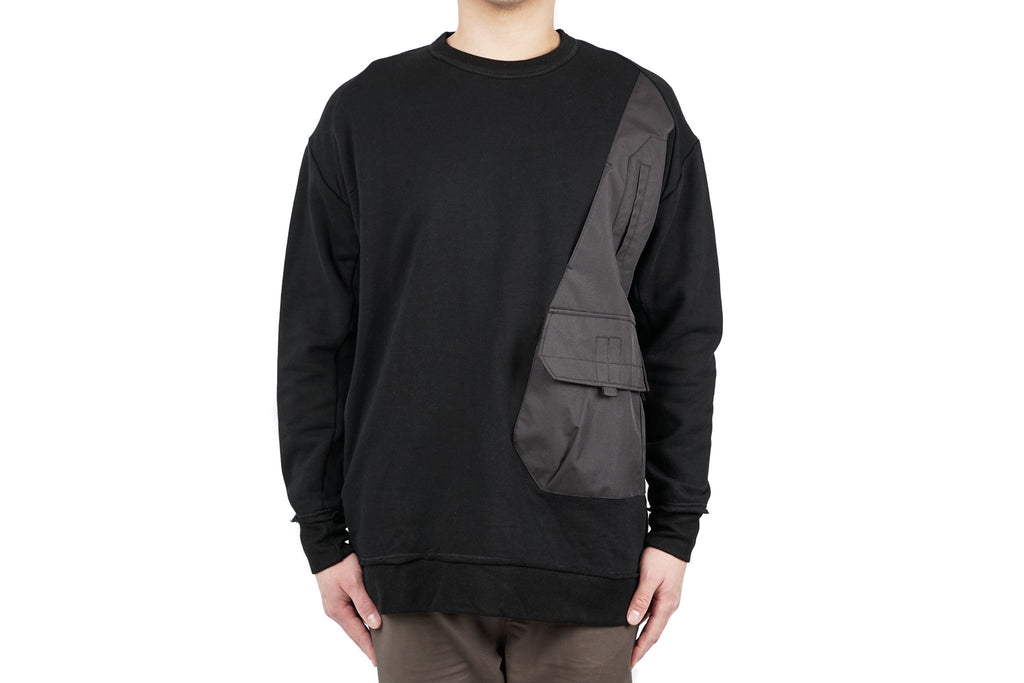 "DISPLACEMENT VEST CREWNECK 02 ""ES-TC01"""