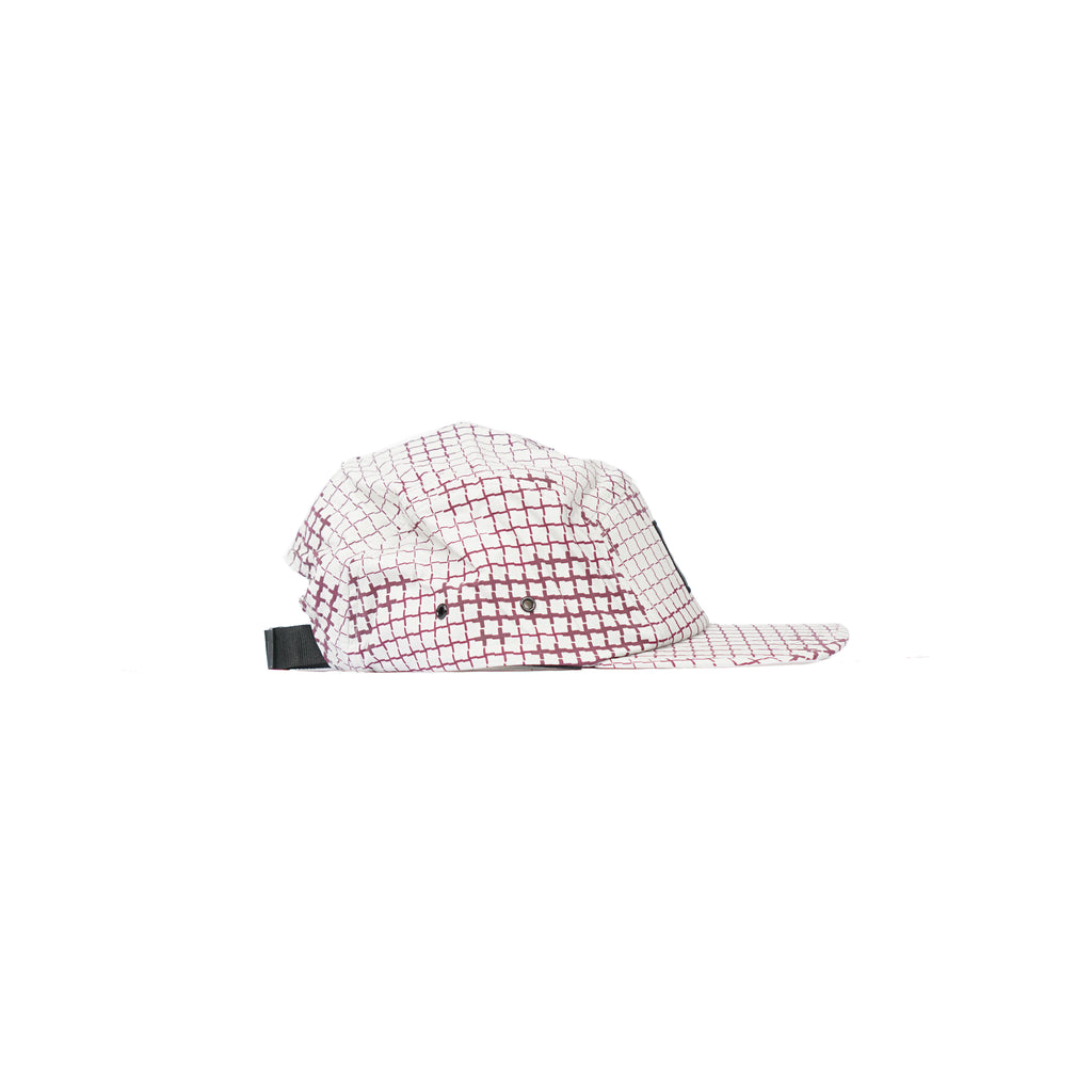 FULL COMPACT RIP STOP SI CHECK GRID CAMO HAT