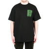 "UNKNOWN PLEASURES T-SHIRT ""BLACK"""